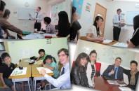 徹底した学習カリキュラム「プレスランゲージセンター」中環(セントラル)