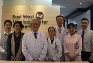 イーストウェストメディカルセンターで南里清一郎先生の医療相談会が開催
