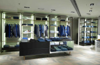 イタリア高級ファッションブランド「Tussardi(トラサルディ)」2014年春夏コレクション