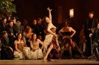 オペラ「カルメン」広州オペラハウスで上演