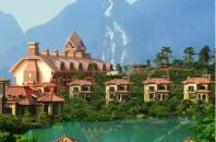 白水寨観光に最適な高級ホテル「広州香江健康山谷」広州市