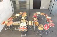 裏原宿ブランド「文化屋雑貨店」の特別展覧会「BUNKAYA 40th Anniversary×MIKITI」開催
