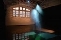 建物と映像の展覧会「Reflection 反射」北角(ノースポイント)