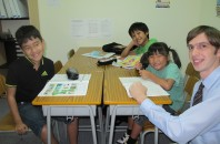 語学学校「プレスランゲージセンター」のキッズプログラム