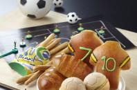 期間限定!サッカーのパンやケーキ「BreadTalk」佐敦など各店舗で