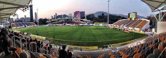 香港プロサッカー 2013/14年シーズン