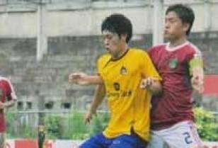 香港サッカー 藤本雄基選手がミャンマーのマグウェFCに移籍