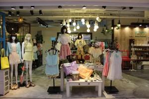 渋谷・原宿カワイイ系ファッション香港ブランド 「Suye」