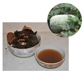 トウガンスープ
