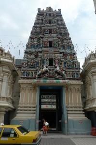 スリ・マハ・マリアマン寺院(Sri Mahamariamman Temple)