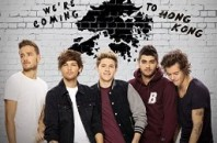 One Direction(ワンダイレクション)香港初コンサート!