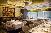 銅鑼湾(コーズウェイベイ)フランク・ミュラーのレストラン「EIGHTEEN SHARP」