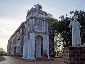 セントポール教会史跡(St.Paul's Church)