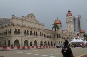 旧連邦事務局(Sultan Abdul Samad Building)