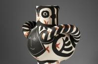 「パブロ・ピカソ陶芸展示」香港大学美術館・香港島