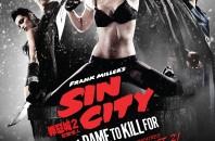 人気映画シンシティの続編「Sin City 2 A Dame To Kill For」上映