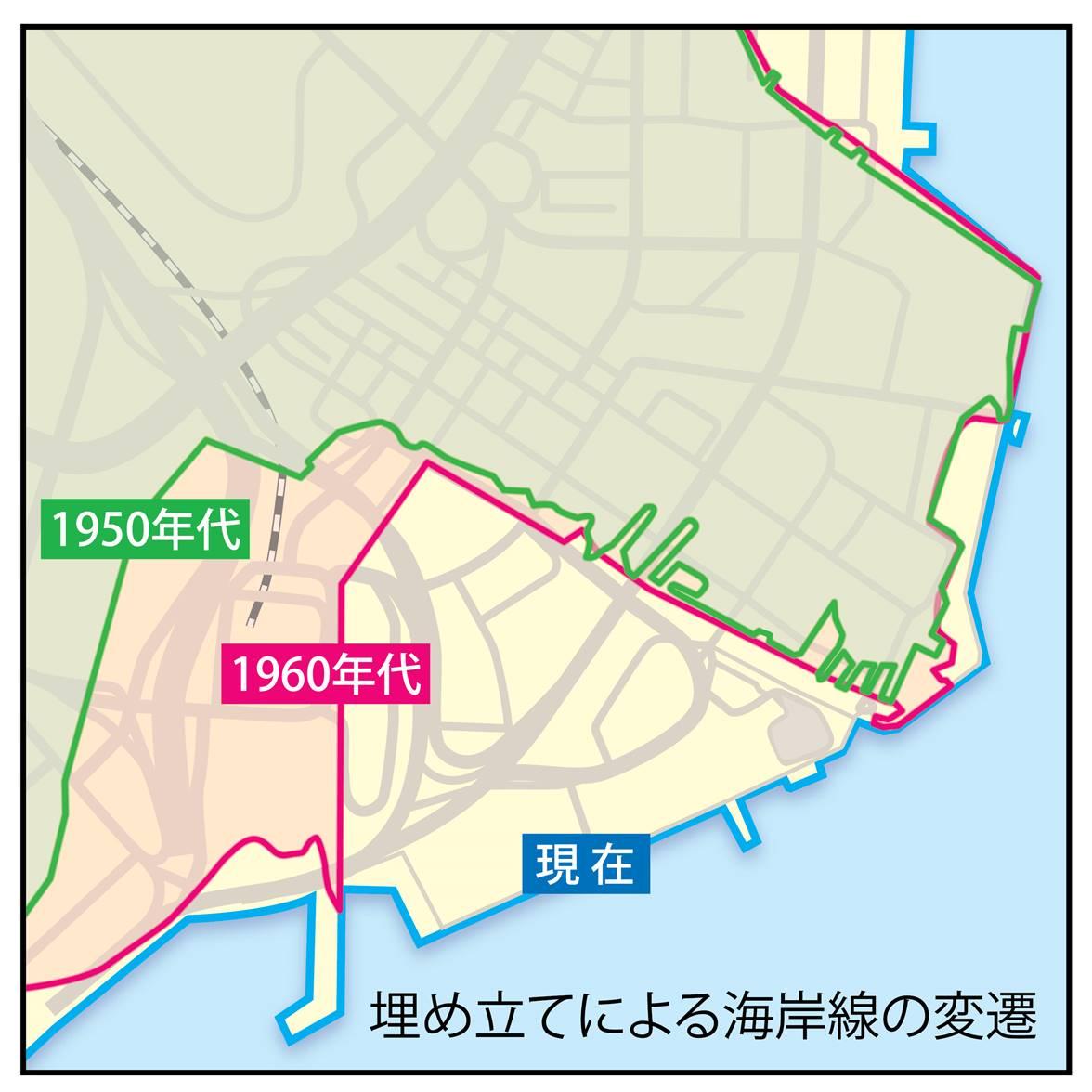ホンハム(紅磡)Map 2