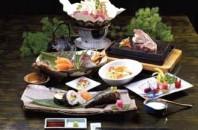 有機野菜を使った料理「富士山物語」深セン市福田区