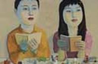 チャン・ウェイ絵画作品展「陽光下-張偉的紀実青春」広州