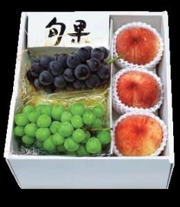 日本産旬の果物玉手箱