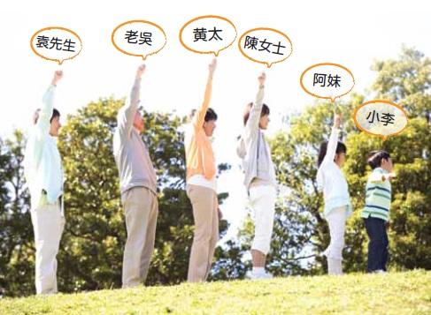 称呼(cheng-hu)
