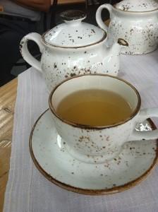 GLASSHOUSEのお茶