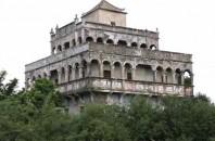 ミステリアスな建物群「開平望楼」中国の世界遺産
