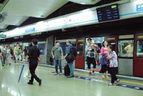 ホンハム(紅磡)駅