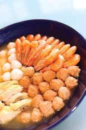 China Spiceの料理