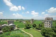 中国世界遺産 開平望楼