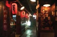 昭和の雰囲気のグルメ通り「七福日本美食街」東莞常平