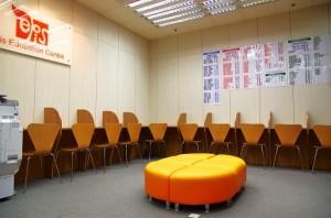 epis Education Centreの自習スペース