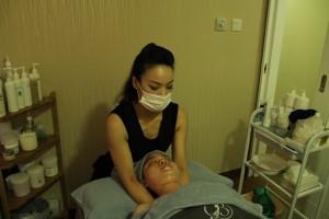 「韓国小顔骨気協会」認定のエステサロン