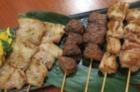 銅鑼湾(コーズウェイベイ)沖縄料理と炭火焼「笑宴」
