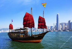 人気の観光船チャイニーズヨット「張保仔」特別パッケージ、限定ランチも!