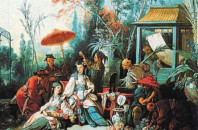 中国がテーマ「トーマス・アロム版画展」が広州開催
