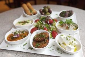 レバノン料理などの本格アラビアン料理