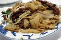 中国南方の食「沙河粉」中華料理
