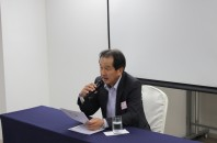 「香港和僑会定例会」講師 A-1 BAKERY 楊井 元伸氏