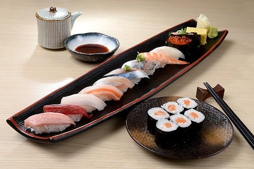 鮨政のにぎり寿司