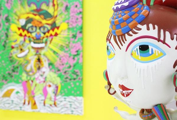 香港の個性派アート