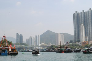 香港仔、鴨脷洲の不動産事情
