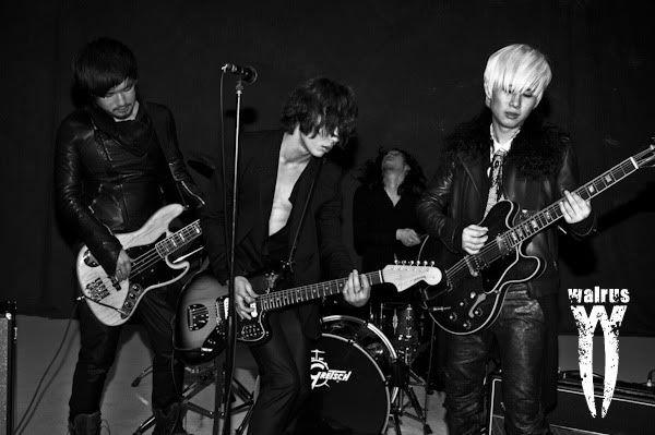 韓国ロックバンド「Walrus」