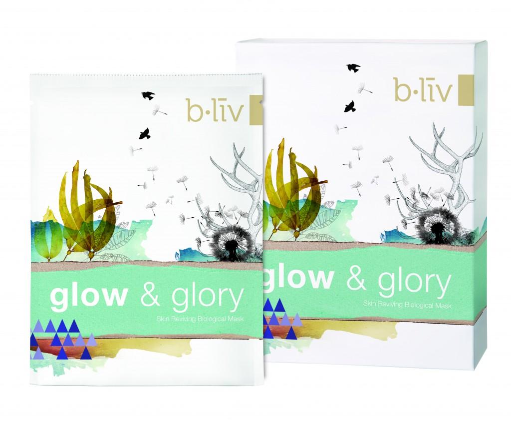 「b.liv」から新美容マスク発売