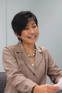 保険アドバイザーとして、活躍する平原奈津子さん