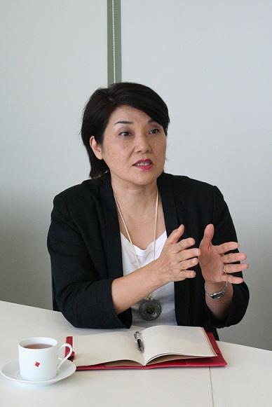 戸﨑悦子さん
