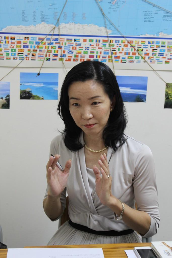 藤本馨子さん