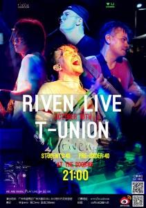 4ピースロックバンド「Riven」