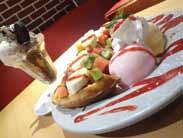 Lia Cafe デザート