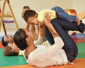 米発乳幼児教室「ジンボリー」